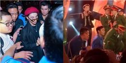 yan.vn - tin sao, ngôi sao - Sơn Tùng M-TP bất ngờ dừng hát vì fan chen lấn, xô đẩy