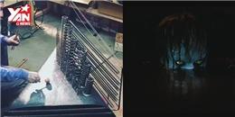 Tận mắt chứng kiến cách tạo ra âm thanh đáng sợ trong phim kinh dị
