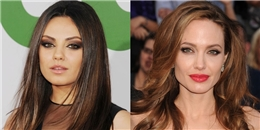 Bị đàn em vượt mặt, Angelina Jolie xếp thứ 3 Top 20 mỹ nhân thế kỉ 21