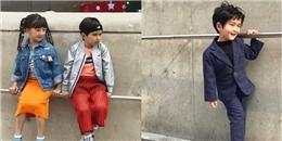 Tuần lễ thời trang Seoul: Khi trẻ con cũng mặc đẹp không kém người lớn