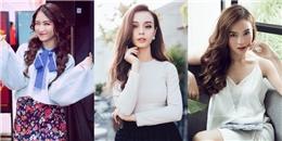 Vận đen 'đeo bám' showbiz: Mỹ nhân Việt liên tiếp chia tay bạn trai
