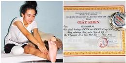 Nữ sinh bị cưa chân năm xưa vừa giành Huy chương Bạc Olympic Địa lý