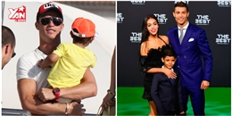 C.Ronaldo nhờ người mang thai hộ để có thêm con sinh đôi cho gia đình