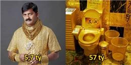 Phát điên với những món đồ bằng vàng đắt tiền nhất thế giới