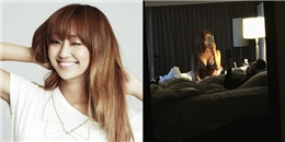 """yan.vn - tin sao, ngôi sao - Fan """"dậy sóng"""" khi Hyorin(SISTAR) bất ngờ đăng ảnh"""