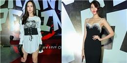 yan.vn - tin sao, ngôi sao - Lan Khuê khoe dáng nuột nà, Vũ Ngọc Anh cá tính với mốt corset