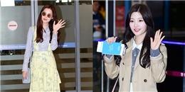 """yan.vn - tin sao, ngôi sao - Seohyun """"đánh bật"""" đàn em để trở thành mỹ nhân đẹp nhất tại sân bay"""