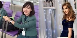 Ngưỡng mộ tài năng và nhan sắc của nữ cơ trưởng xinh đẹp nhất Thái Lan