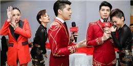 yan.vn - tin sao, ngôi sao - Noo Phước Thịnh nũng nịu khi bị Thu Minh và Tóc Tiên chọc ghẹo