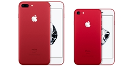 Fan 'táo' phát cuồng vì phiên bản iPhone 7 & 7 Plus đỏ rực 'đốt mắt'