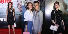 Dàn mĩ nhân Việt lộng lẫy đến chung vui cùng Lương Mạnh Hải