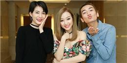 yan.vn - tin sao, ngôi sao - Băng Di hờ hững khoe vòng một đầy gợi cảm bên BB Trần và Kim Nhã