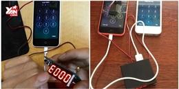 Xuất hiện hộp đen có thể 'phá pass' iPhone một cách dễ dàng