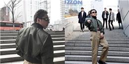 """Cận cảnh set """"đồ của bố"""" giúp Sơn Tùng chinh phục truyền thông xứ Hàn"""