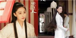 Trương Hinh Dư 'đè bẹp' nhan sắc Phạm Băng Băng trong tạo hình mới