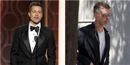 Brad Pitt xuất hiện phờ phạc, hốc hác hậu chia tay Jolie