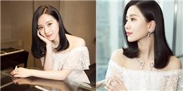 yan.vn - tin sao, ngôi sao - Ngẩn ngơ với vẻ xinh đẹp khó rời mắt của Lưu Thi Thi trong sự kiện mới