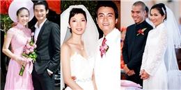 Những cuộc hôn nhân chóng vánh đến không ngờ của sao Việt
