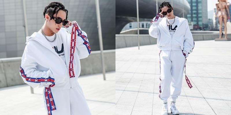 """Sau khi bị chê, Sơn Tùng tiếp tục """"khuấy đảo"""" Seoul Fashion Week"""