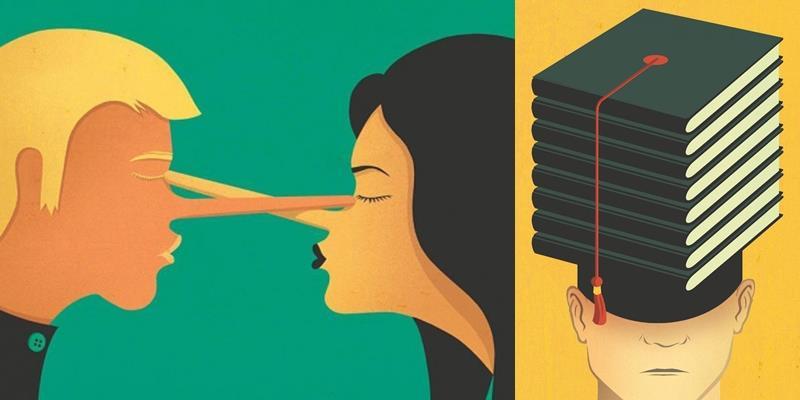 Những điều dối trá của cuộc sống mà ta phải chấp nhận là sự thật