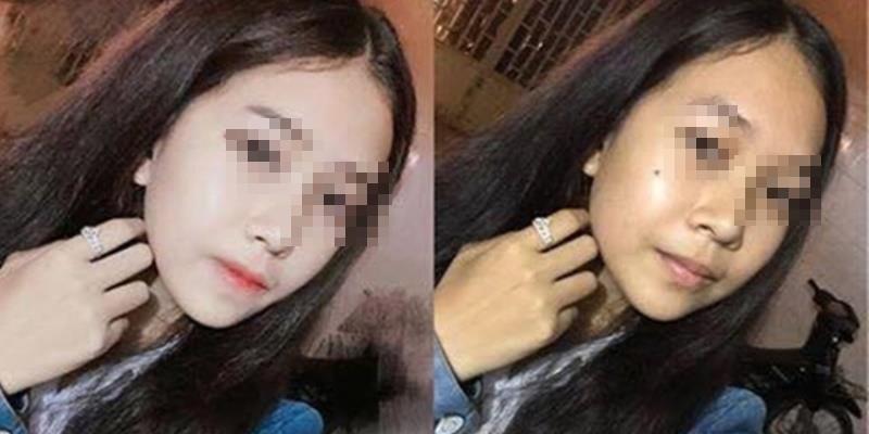 """Trước và sau khi giới trẻ chụp hình với phần mềm """"thần thánh"""""""