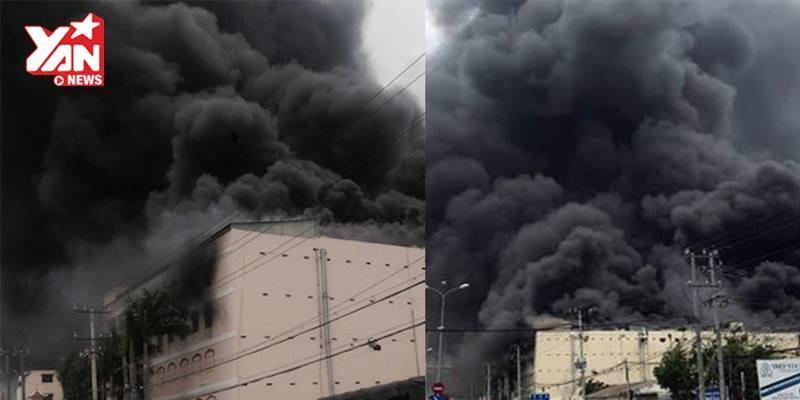 Kinh hoàng với hiện trường đám cháy thiệt hại nặng nề nhất Cần Thơ