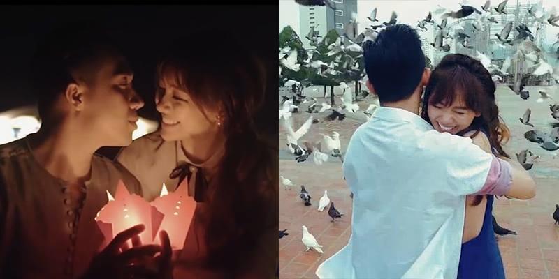 Trấn Thành và Hari Won tiết lộ giây phút đầu tiên của 2 người