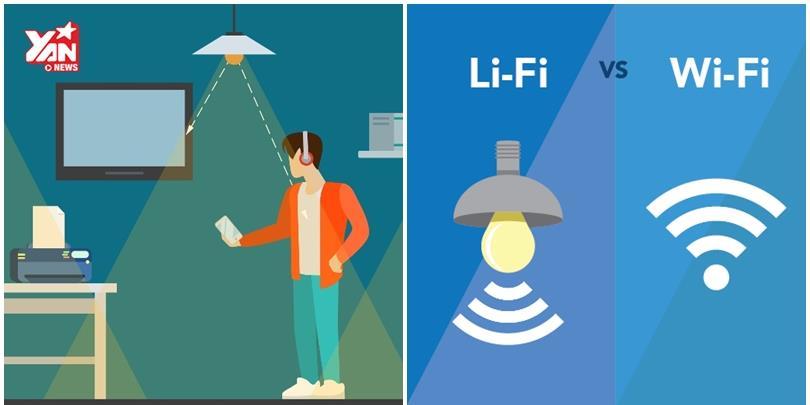 Loại mạng mới này có tốc độ nhanh gấp 100 lần Wifi thông thường