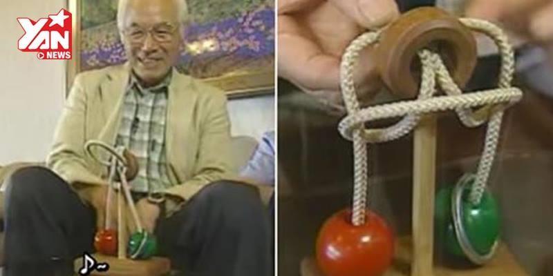 Cụ ông mất 10 năm không giải được câu đố bí ẩn