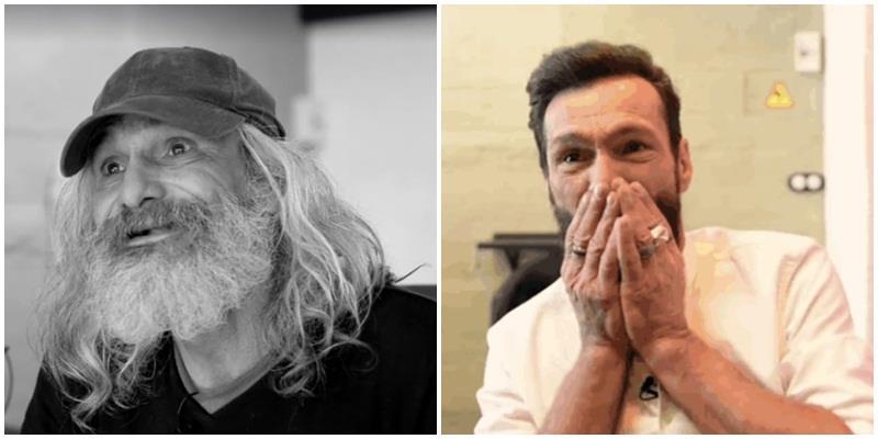 Đừng bất ngờ khi biết được hai người đàn ông này… là một!
