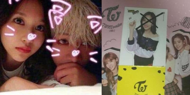yan.vn - tin sao, ngôi sao - Dính nghi án hẹn hò vô cớ, Mina (TWICE) bị fan khủng bố liên tục