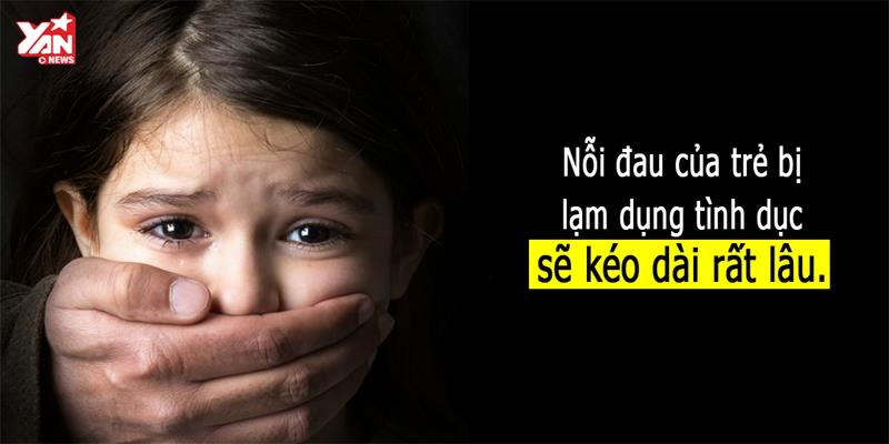 Đau lòng trước nỗi lo sợ của những người mẹ về nạn ấu dâm