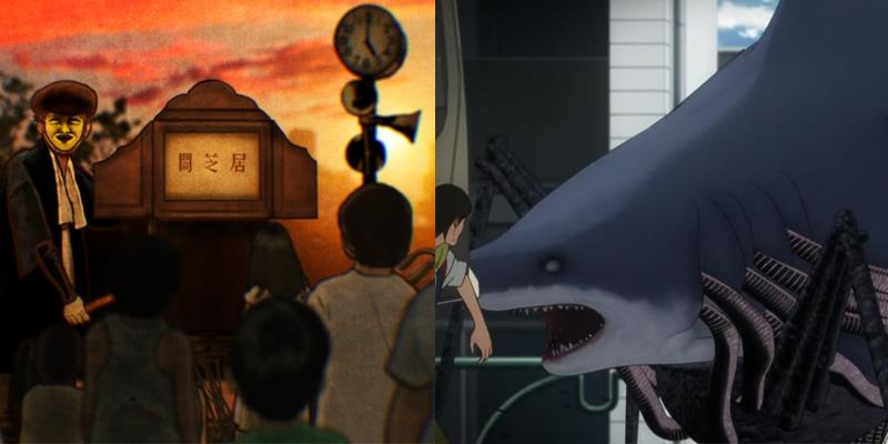 Những anime kinh dị nhất màn ảnh không dành cho người yếu tim
