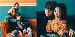 yan.vn - tin sao, ngôi sao - Ngô Kiến Huy cực ngầu bên bạn gái Khổng Tú Quỳnh trong bộ ảnh mới