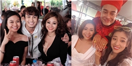 yan.vn - tin sao, ngôi sao - Dàn sao Việt tưng bừng dự đám cưới Lê Dương Bảo Lâm