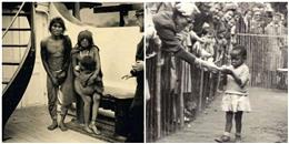 Hình ảnh hiếm hoi về 'sở người' - thú vui vô nhân tính thời quá khứ