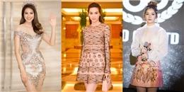Loạt trang phục đẹp khó rời mắt của dàn mỹ nhân Việt tuần qua