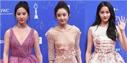 yan.vn - tin sao, ngôi sao - Lưu Diệc Phi gợi cảm, Triệu Lệ Dĩnh hóa công chúa tại LHP Bắc Kinh