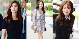 """yan.vn - tin sao, ngôi sao - Mẹ """"Kim Tan"""" và dàn sao Hàn hội ngộ ở hôn lễ tài tử Vì sao đưa anh tới"""