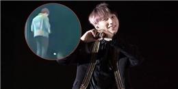 yan.vn - tin sao, ngôi sao - Phản ứng bất ngờ của Sơn Tùng khi bị ném đồ lên sân khấu