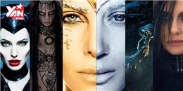 Top 5 nhân vật nữ hoàng phản diện quyền năng nhất màn ảnh rộng.