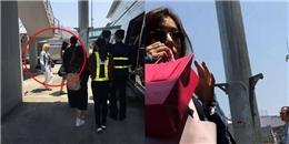 Fan hụt hẫng khi 5 mẩu còn lại của SNSD rời Nội Bài bằng cửa VIP