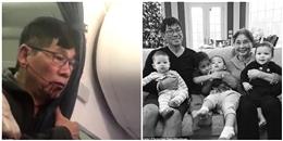 Gia đình bác sĩ gốc Việt phản ứng ra sao trước sự cố trên máy bay?