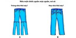 Cả thế giới tiếp tục 'lú lẫn' chỉ vì câu hỏi đến từ một chiếc quần