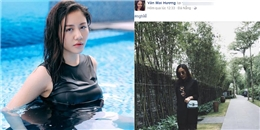yan.vn - tin sao, ngôi sao - Văn Mai Hương và người yêu suýt chết đuối trên biển khi đi nghỉ lễ