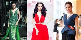 Sau gần 10 năm, top 3 Hoa hậu Hoàn vũ Việt Nam 2008 bây giờ ra sao?