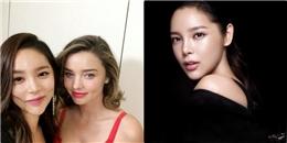 Hoa hậu 'dao kéo' Park Si Yeon bất ngờ xinh đẹp hơn cả Miranda Kerr?