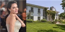 yan.vn - tin sao, ngôi sao - Angelina Jolie mua biệt thự sang chảnh gần nhà Brad Pitt sau li hôn
