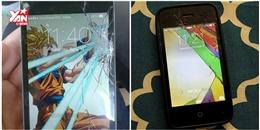 Bá đạo những cách 'chữa cháy' khi điện thoại bị nứt màn hình