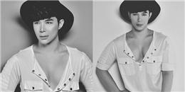 yan.vn - tin sao, ngôi sao - Nathan Lee phanh áo khoe ngực vạm vỡ, cơ bụng